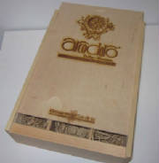 ZLazr Laser Engraving - Vinegar Bottle Storage Box with Restuarant/Manufacture Logo on the cover.